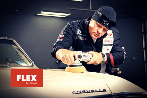 Gdańsk: FLEX DETAILING TOUR with Renny Doyle